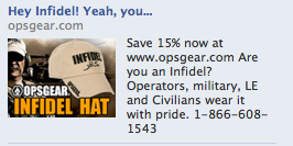 Dumb Facebook ad