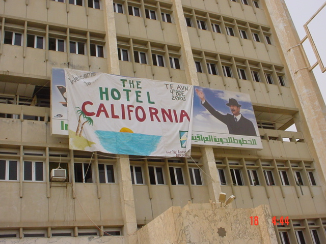 Welcome to Hotel California