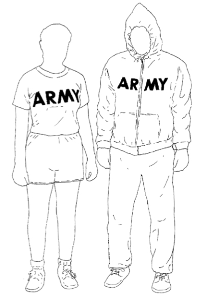 Army hipsters