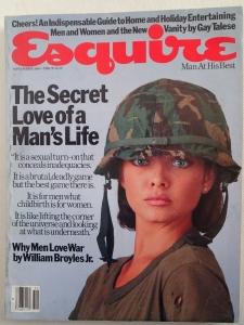 Esquire November 1984 Cover