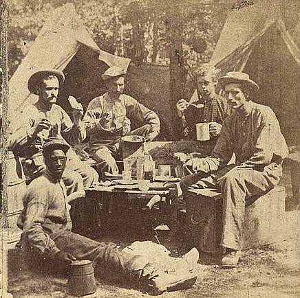 Army Cooks Civil War