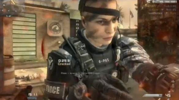 Female Call of Duty