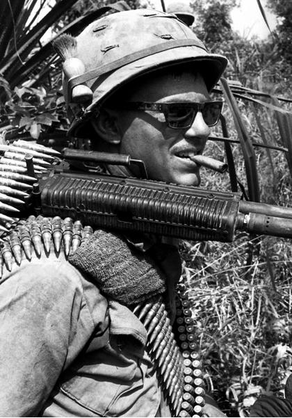 Patrol Base Diamond II in Vietnam, 1969 - Archive Photo of the Day - Stripes