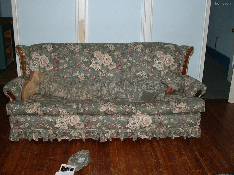 ACU Couch