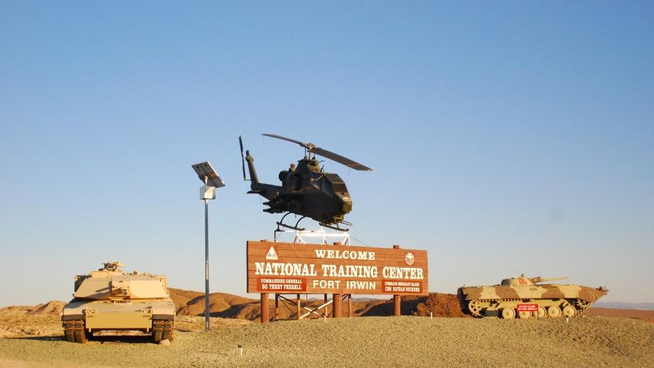 Fort Irwin NTC