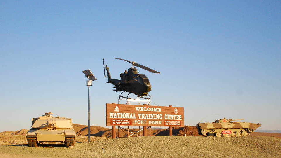 Fort Irwin NTC