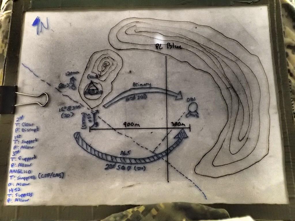COA Sketch