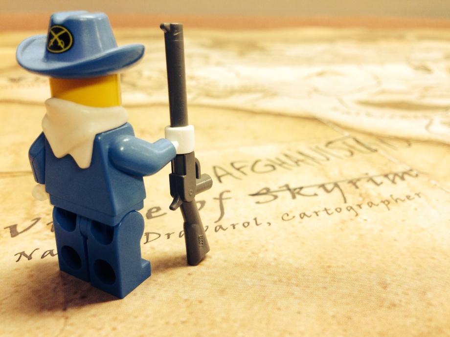 Cavalry Lego