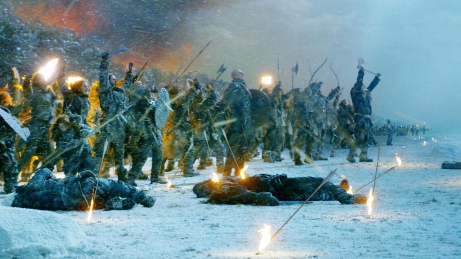 The Battle of Castle Black