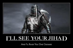I'll see your jihad