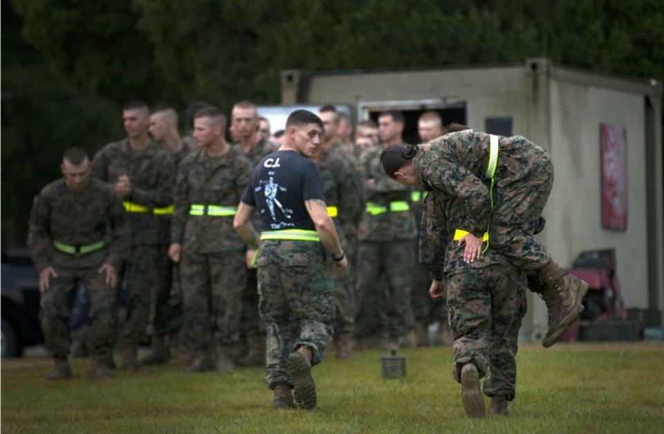 Female Marine Infantry