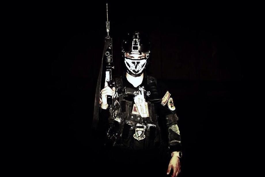 Commando Noir
