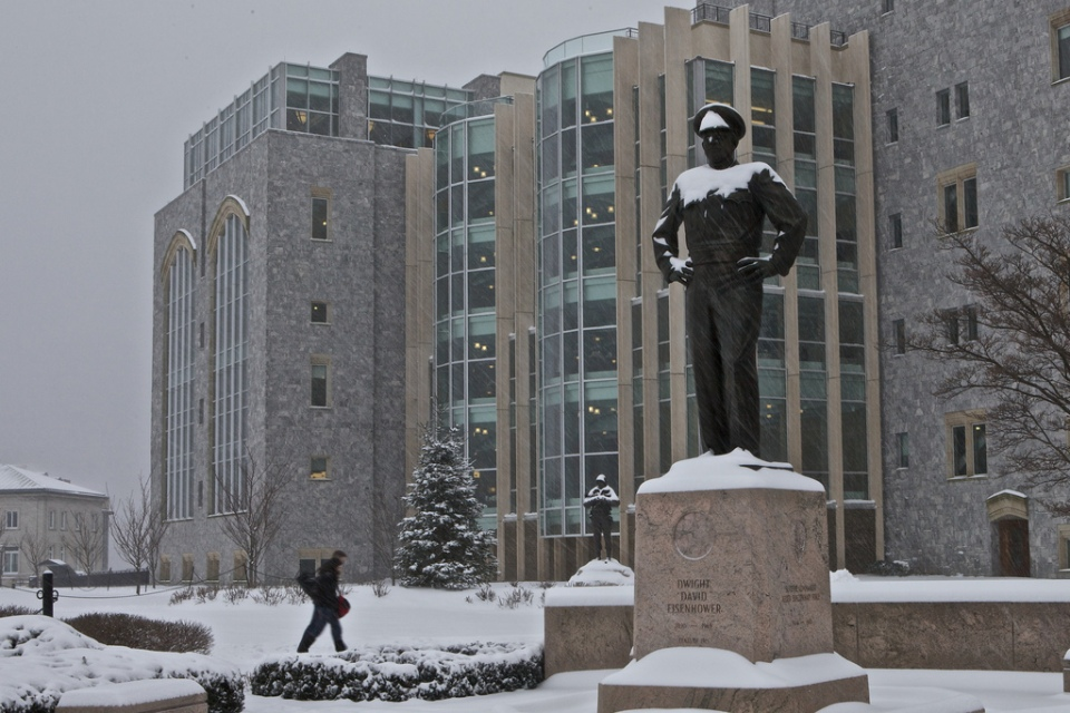 West Point Snow