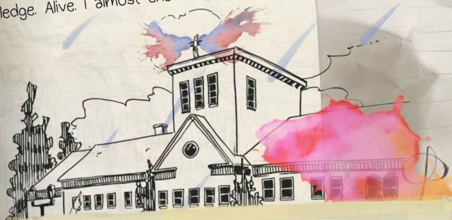 Kate Marsh Roof Journal