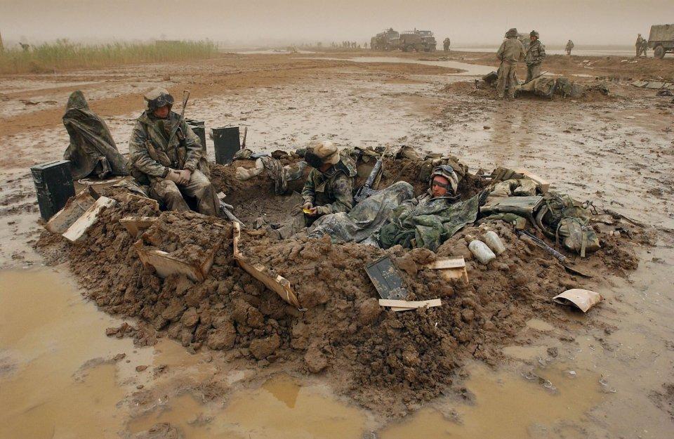 IRAQ-WAR-US TROOPS
