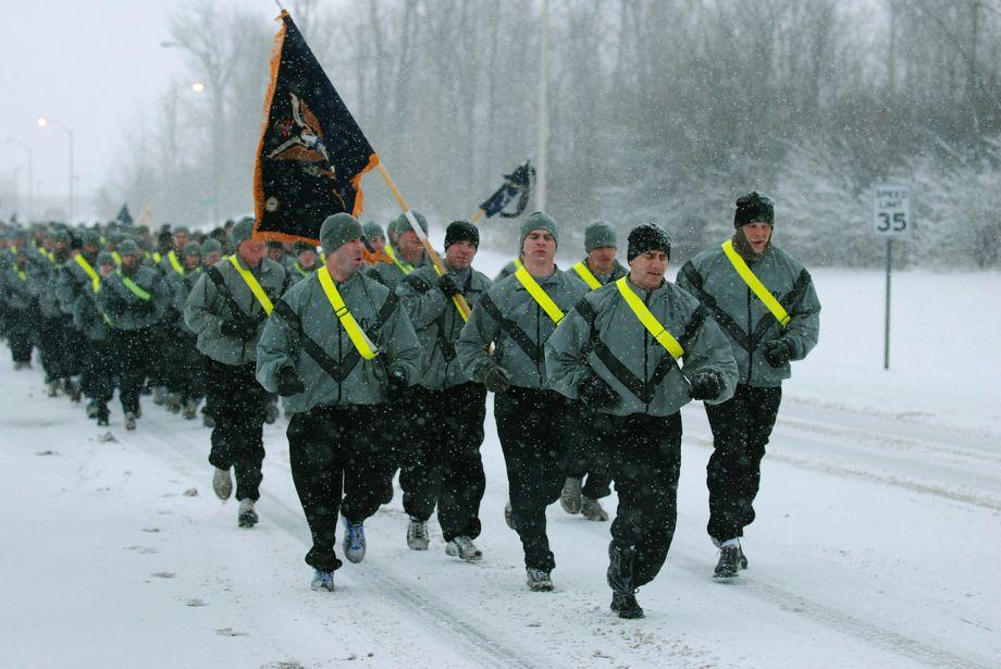 Fort Drum Snow Run